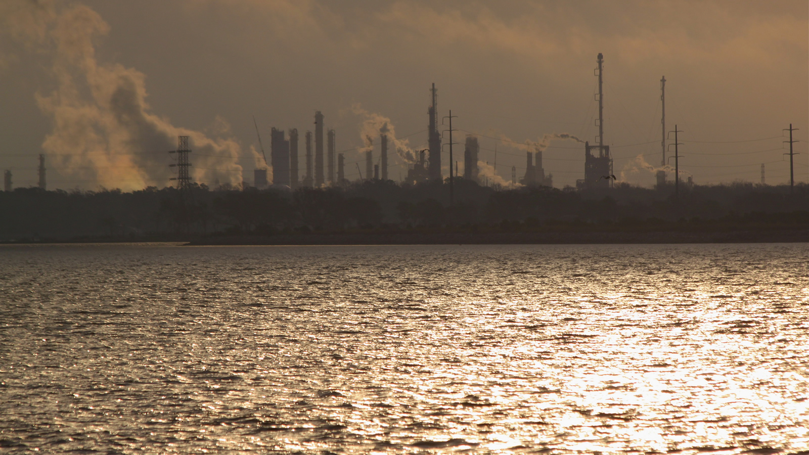 <h4>v. EXXONMOBIL</h4><h5>After our sister group Environment Texas filed suit, a federal judge ordered Exxon to pay a $19.95 million fine for committing 16,386 days of violation of the Clean Air Act at the company's Baytown, Texas, refinery and chemical plant complex.</h5><em>Roy Luck via Flickr, CC-BY-2.0</em>